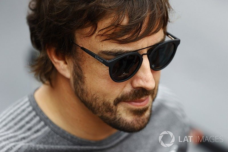 Alonso: Vandoorne gap shows I'm driving better than ever