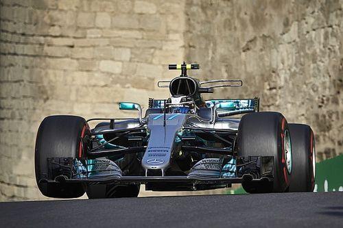 Azerbaijan GP: Bottas leads FP3 as Vettel, Verstappen hit trouble