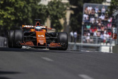 F1 2017 in Baku: McLaren hätte das Rennen gewinnen können, sagt Alonso