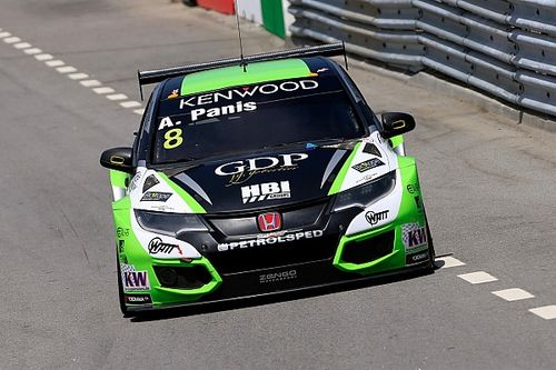 Panis quits Zengo WTCC team, Szabo steps in for Argentina