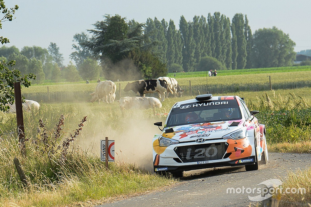 Belgium replaces Japan on 2020 WRC calendar