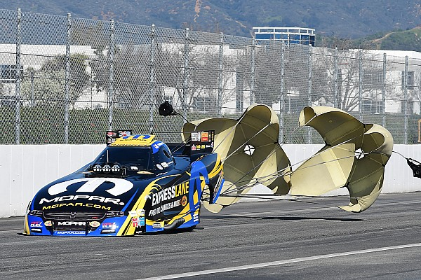 NHRA Qualifying report Hagan, Schumacher and Butner claim No. 1 qualifying positions at the NHRA Heartland Nationals