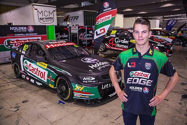Supercars News 16-Jähriger wird jüngster Stammfahrer aller Zeiten bei den Supercars