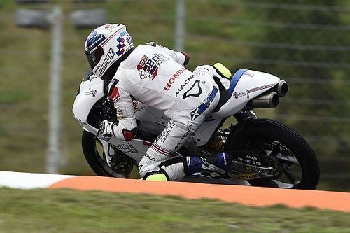 Bendsneyder vierde in warm-up Brno, McPhee aan kop
