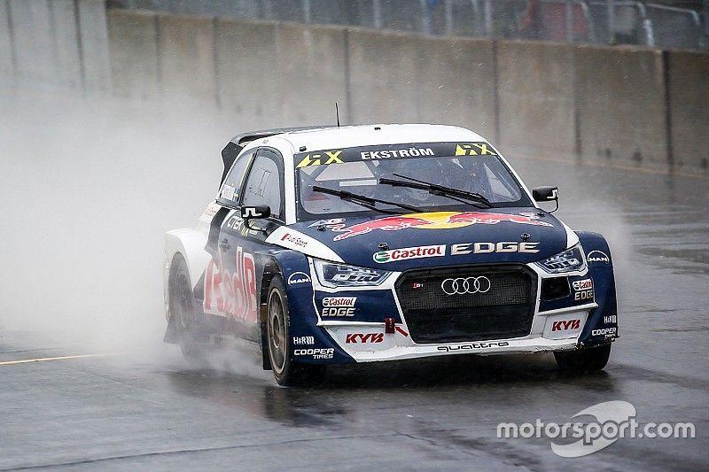 Les Audi défient les Polo, Loeb remonte