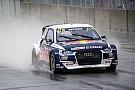 Rallycross-WM Mattias Ekström glaubt an Verbleib von EKS in der Rallycross-WM