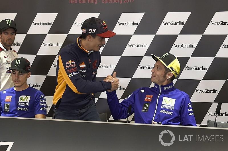 """Márquez: """"Si no me preocupaba lo que decían de mi a principio de año, ahora tampoco"""""""