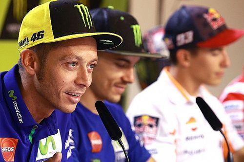 """Valentino: """"C'è meno differenza con Ducati, ma restano i favoriti"""""""