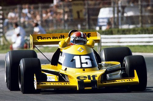 Gallery: All Renault F1 cars in photos
