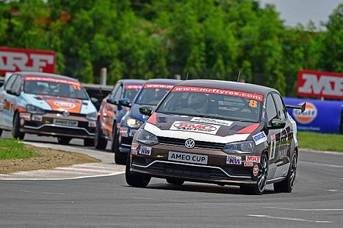 Chennai Ameo Cup: Bandyopadhyay bags victory in Race 1