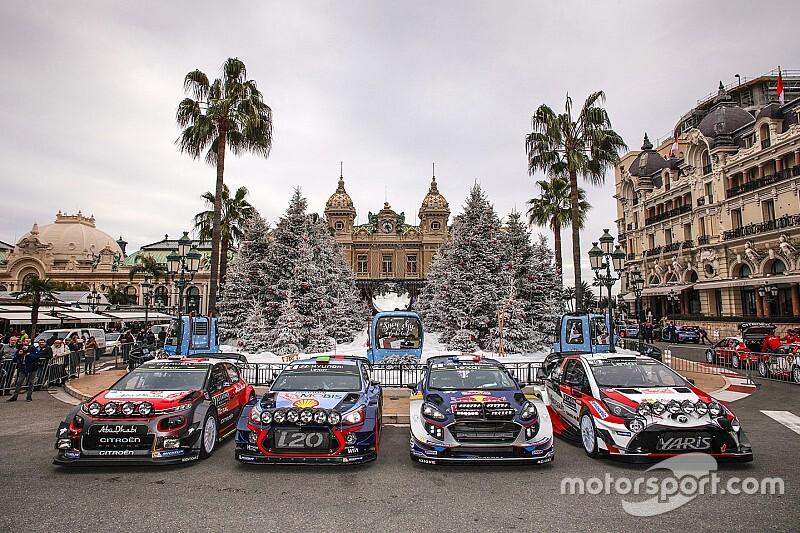 WRC: svelato il Rally di Monte-Carlo 2020, nuovo per il 25%
