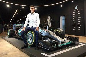 Mercedes ficha a Russell para su programa de jóvenes pilotos