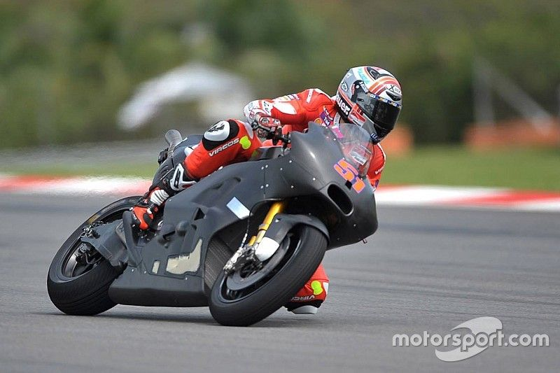 MotoGP: A 2017-es Ducati debütált Sepangban (videó)