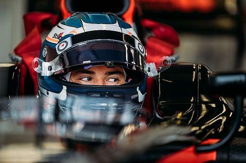 """De Vries """"pas du tout"""" inquiet de son absence chez McLaren en essais"""