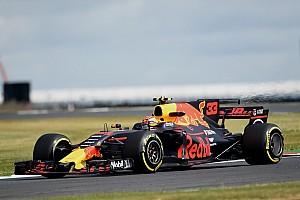 Formule 1 Verslag vrije training Verstappen noteert derde tijd in eerste training Britse GP, Vettel rijdt met shield