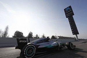 GALERIA: Confira imagens do segundo dia de testes da F1