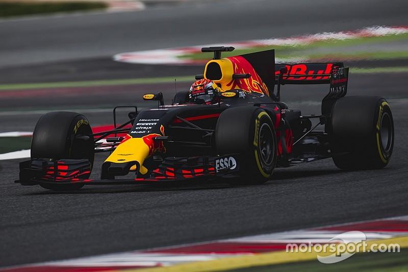 En tests, Verstappen évalue déjà les capacités de dépassement