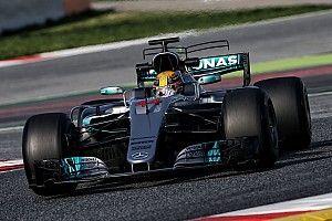 Fotogallery: la terza giornata del Test 2 di Formula 1 a Barcellona