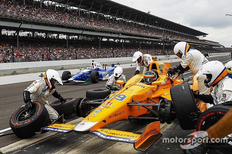 El motor de Alonso y McLaren en Indianápolis será Chevrolet