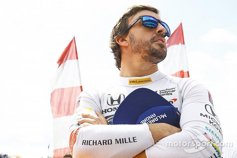 El potencial movimiento de Alonso a la Indycar está estancado