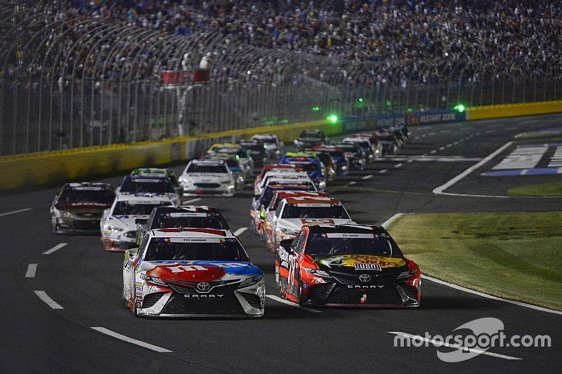 NASCAR considering additional stages for 2018