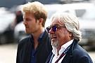 Keke ve Nico Rosberg, Monaco'da gösteri sürüşü yapacak