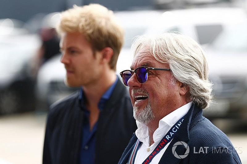 Monaco-Grand-Prix: Demorunden von Nico und Keke Rosberg