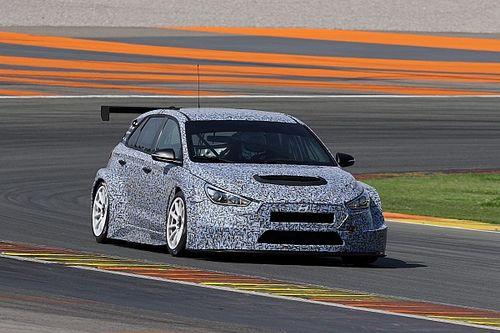 Átesett a harmadik teszten a Hyundai i30 TCR