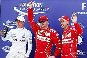 Grid start balapan GP Monako 2017