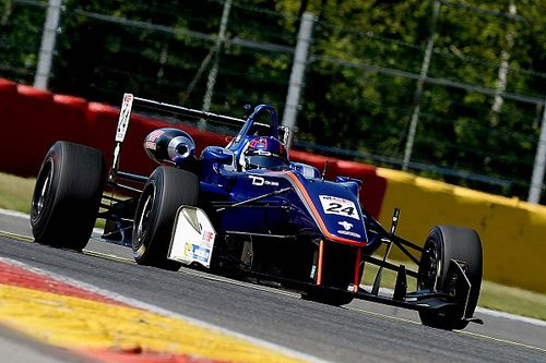 Spa EF Open: Vaidyanathan misses out on victory after contact