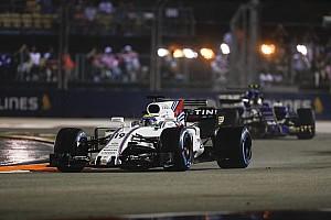 F1 突发新闻 威廉姆斯2018赛季车手候选仅剩三人