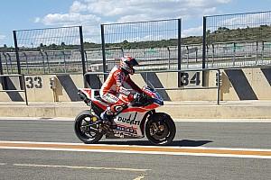 MotoGP Ultime notizie Stoner torna in sella alla Ducati MotoGP a Valencia