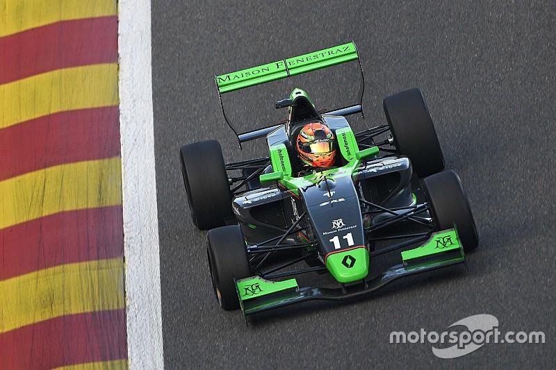 Fenestraz ed Aubry si aggiudicano le tre gare di Spa-Francorchamps