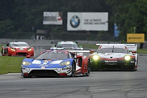 """IMSA Breaking news Ford: """"Unbelievable"""" lack of cautions ruined Lime Rock strategy"""