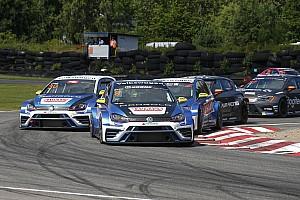 TCR Gara Scandinavia: Blomstedt-Ekblom-Kristoffersson, grande tripletta Volkswagen