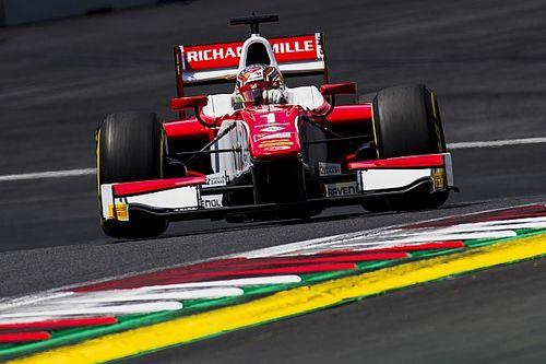 Leclerc logra en Austria su quinta pole consecutiva en la FIA F2