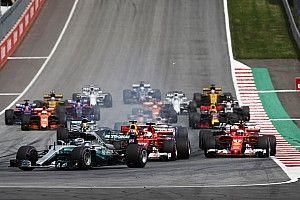 """【F1】ベッテル「ボッタスのスタートは""""人間離れ""""していた」"""