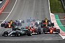 【F1】ベッテル「ボッタスのスタートは