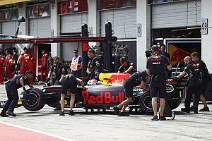 Red Bull stelt onderzoek in naar koppelingsprobleem Verstappen