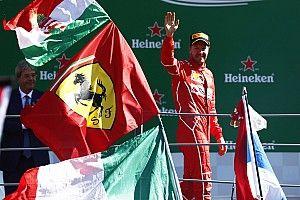 فيتيل فقد الثقة داخل سيارته قبل 20 لفة من نهاية سباق مونزا