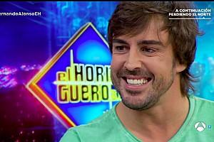 F1 Noticias de última hora Futuro, secretos y el Alonso más divertido en 'El Hormiguero'