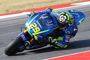 Iannone se exculpa de la floja temporada con Suzuki