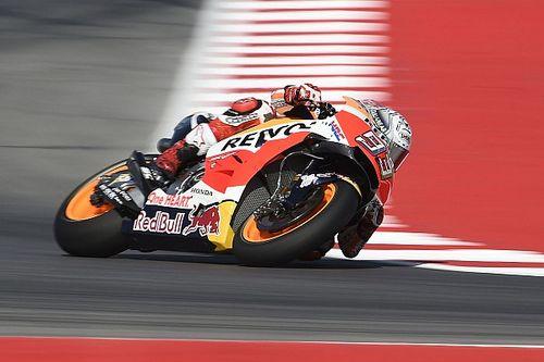 Vrije training 3 GP San Marino: Marquez een tiende voor Viñales
