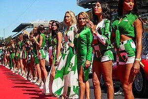 Il Gran Premio di Russia spinge per il ritorno delle grid girls