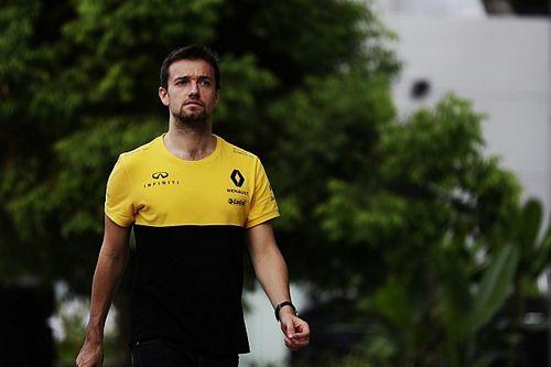 """Palmer """"aptalca"""" antrenman kazası için Verstappen'i suçluyor"""