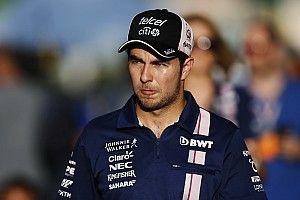 بيريز كان يخشى أن يجبره المرض على عدم المشاركة في سباق ماليزيا