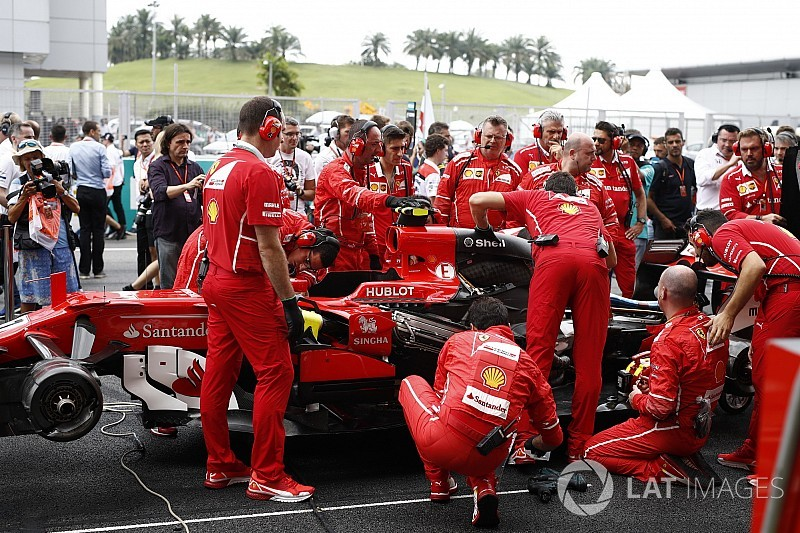 """Angry"" Marchionne making changes to fix Ferrari quality issues"