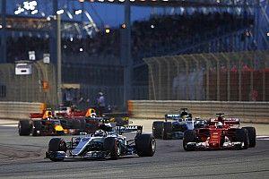 """Start """"upset"""" key to beating Mercedes - Vettel"""