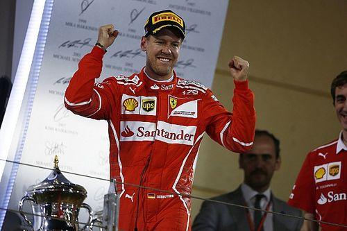 """Vettel come il """"Drake"""": """"La vittoria più bella? La prossima!"""""""
