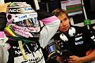Checo considera que Force India ha entregado resultados extraordinarios
